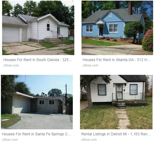 Zillow Rental Homes