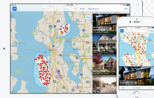 Zillow Maps Satellite Images