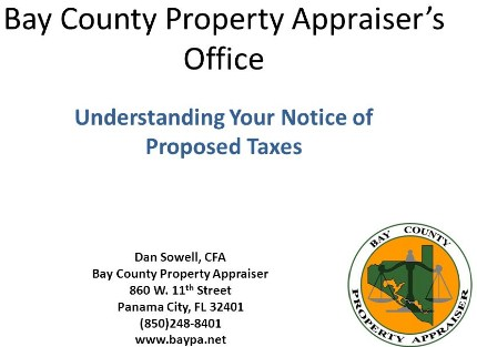 Bay County Property Appraiser