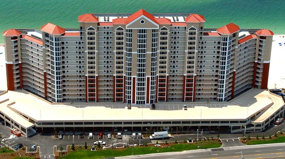 Gulf Shores Condo Rentals Beachfront