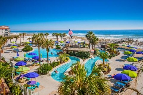 Oceanfront Resorts Florida Gulf Coast