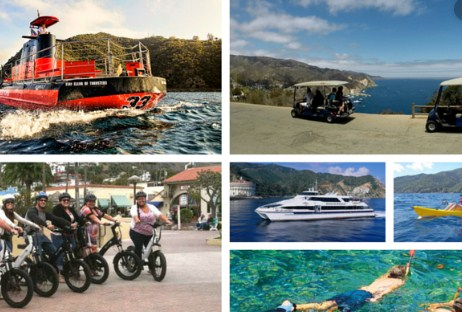 Catalina Island 2 Day Package