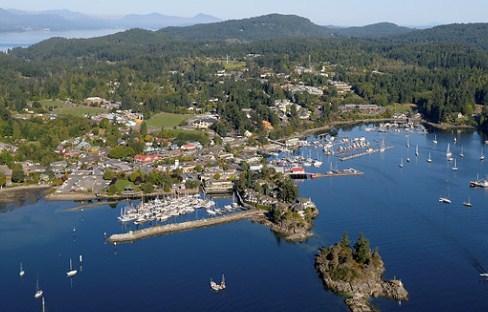 Salt Spring Island British Columbia Canada