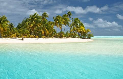 Tapuaetai Aitutaki-Atoll