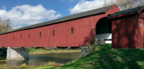 West Montrose Covered Bridge Canada