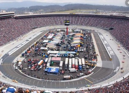 Where is the Bristol Motor Speedway Located
