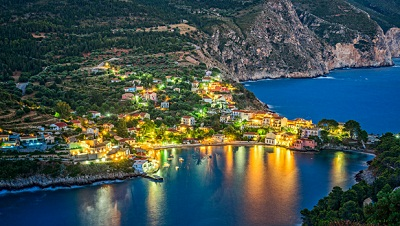 Kefalonia Island Greece