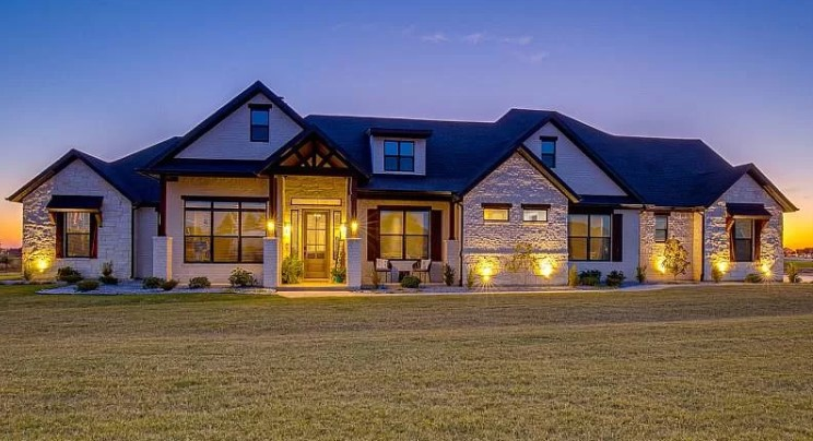 A house at 2225 Hodges Lake Dr, Rockwall, TX 75032