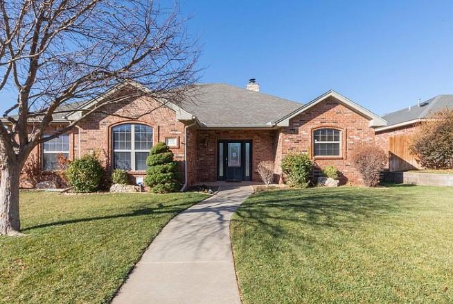 A house at 8408 San Antonio Dr, Amarillo, TX 79118