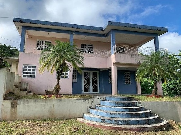 A house for foreclosure at 141 Road 14 #6KM, Jayuya, PR 00664 $79,000